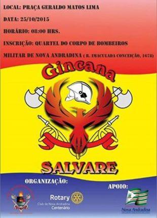 Full gincana logo